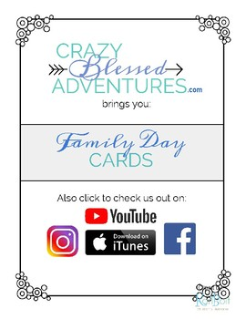 Family Day Cards