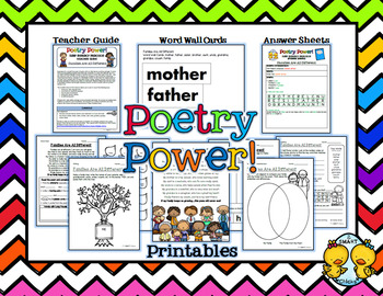Poem of the Week: Family Day Poetry Power!