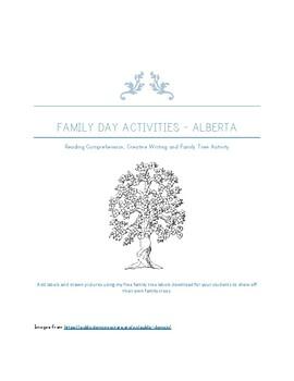 Family Day in Alberta