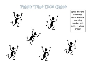 Family Dice Game