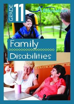 Family - Disabilities - Grade 11