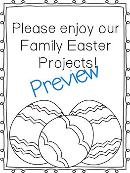 Family Easter Project!
