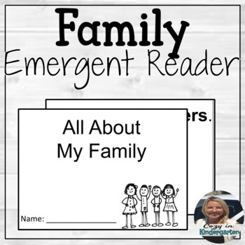 Family Emergent Reader