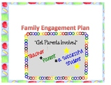 Family Engagement Plan