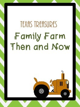 Family Farm Then and Now