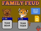 Family Feud Game (Google Slides Template)