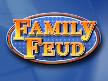 Family Feud EXCELLENT QUALITY Powerpoint Template - MAC & PC