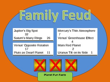 Family Feud Science Edition