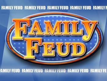 Family Feud - Social Skills version