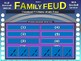 Family Feud! interactive review game: BASEBALL TRIVIA