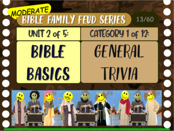 It is a graphic of Crazy Bible Family Feud Questions and Answers Printable Free