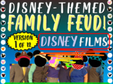 """DISNEY-THEMED FAMILY FEUD GAME - (version 1 of 12) """"DISNEY FILMS"""""""