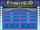 Family Feud! interactive review game: LORD OF THE RINGS TRIVIA