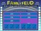 Family Feud! interactive review game for AVID classes