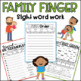 Family Finger Language Pack