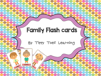 Family Flash Cards