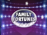 Family Fortunes English Quiz