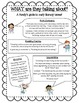Family Friendly Early Literacy Definitions