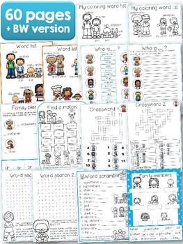 Family & Friends - Equality & Diversity - ELA Unit & Reader Bundle