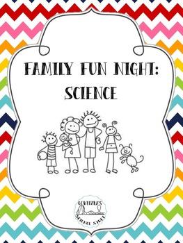 Family Fun Night: Science