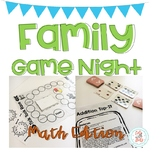 Family Game Night: Math Edition