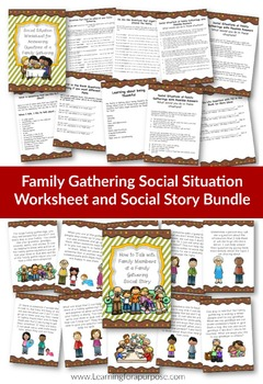 Free Printable Social Stories Worksheets Worksheets for all ...