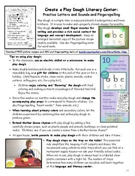 "Kindergarten Round-Up ""Parents as Partners"" Guide to Literacy"