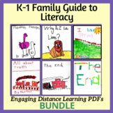 Family Guides to Early Literacy Bundle (K-1)