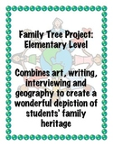 Family Heritage and Culture Project: Family Tree and Interview