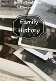 Family History (Second Grade Social Science Lesson)