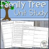 Family Tree Unit Study