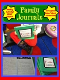 Family Journal: Strengthen the Home/School Connection