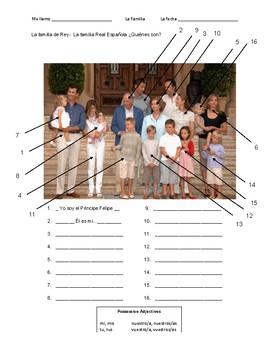 Family- La Familia Real de España