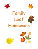 Family Leaf Project