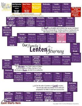 Family Lenten Journey