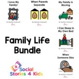 Family Life Bundle (English Black and White Versions)