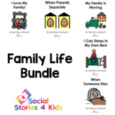 Family Life Bundle (French Black and White Versions)