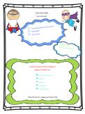 Family Literacy Night Flyer