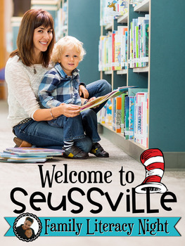 Family Literacy Night ~ Welcome to Seussville