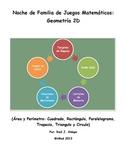 Noche de Familia de Juegos Matematicos (Geometria 2D)