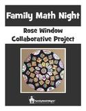 Family Math Night:  Rose Window