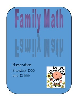 Family Math. Numbers to 10 000