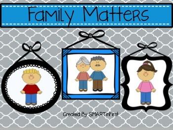 Family Matters Freebie
