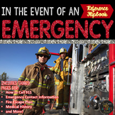 Fire Safety:  Family Medical Emergency Reference Guide Flip Book