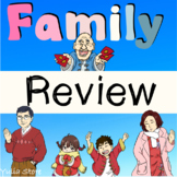 Family Members Review in Chinese