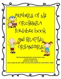 Family Members of the Orchestra Foldable and Graphic Organizers