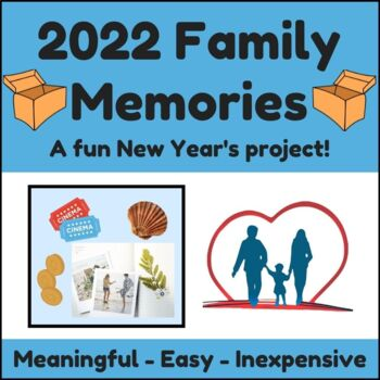Family Memories Project Present, Parent Gift