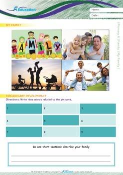 Family - My Family (I) - Grade 6