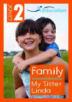 Family - My Sister Linda - Grade 2
