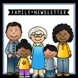 Family Newsletter